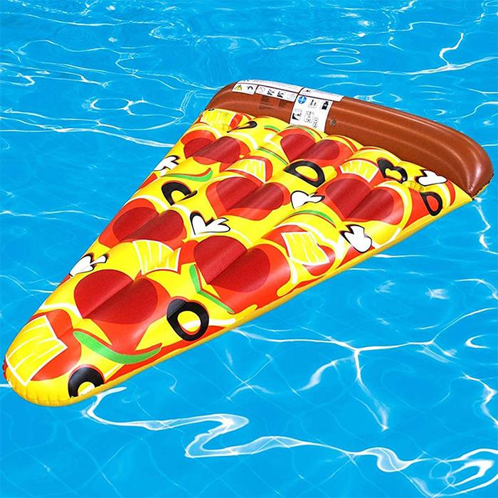 Надувной матрас Пицца 171 см
