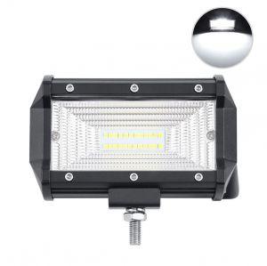 Прямоугольная светодиодная фара рабочего света 24W
