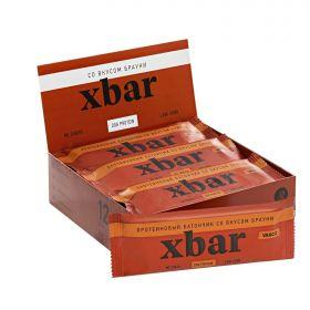 Батончик XBar от Vasco 60 гр Брауни