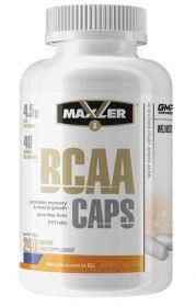 BCAA Caps от Maxler  240 капсул