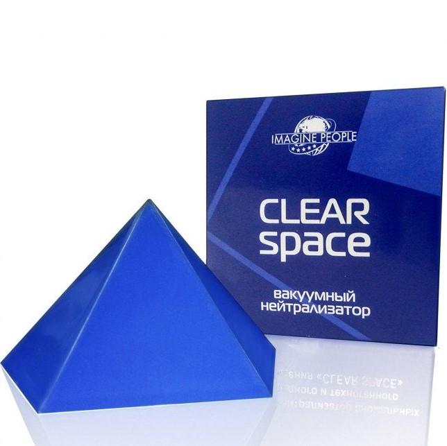 Clear Space 2  Вакуумный нейтрализатор аномальных зон (пятигранная пирамида)