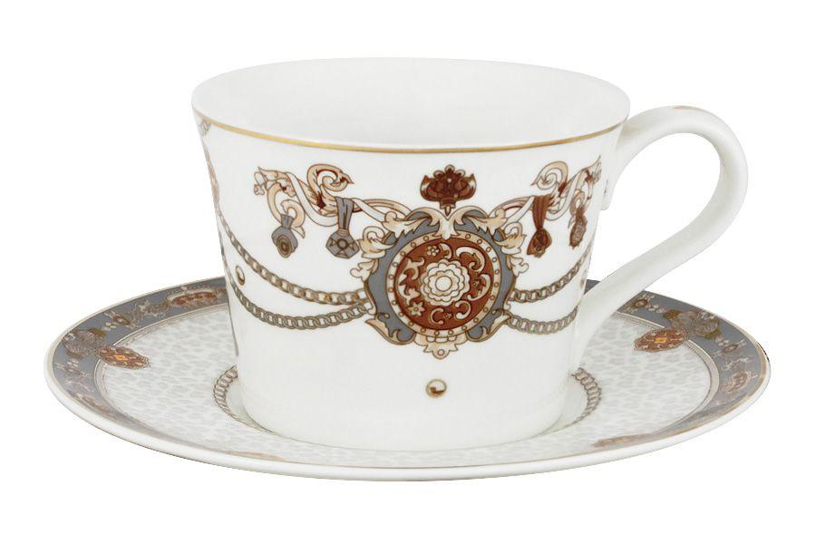 """Чайный набор на 1 персону """"Принц Эдвард"""", 2 пр., 0.2 л"""