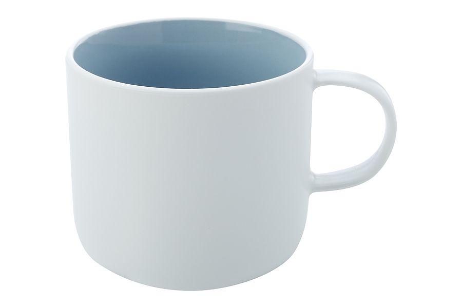 """Кружка """"Оттенки (голубая)"""", 0.44 л"""