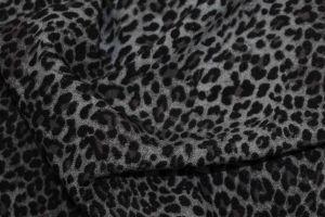 Блузочная ткань тиффани принт VT-10169/D4/C#2