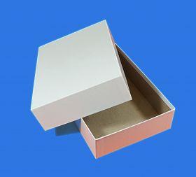 Коробка белая 19,5 х 27,5 х 6,5 см