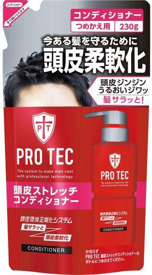 Lion Мужской увлажняющий кондиционер Pro Tec с лёгким охлаждающим эффектом 230 г