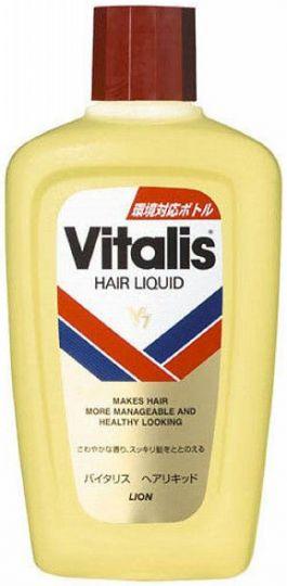 Lion Мужской витаминизированный лосьон для волос с мягким цитрусово-цветочным ароматом 355 мл