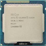 Процессор Intel Celeron G1620 - lga1155, 22 нм, 2 ядра/2 потока, 2.7 GHz, 55W [2581]