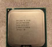 Процессор Intel Dual-Core E5700 - Lga775, 65 нм, 2 ядра/2 потока, 3.0 GHz, 800FSB [1743]