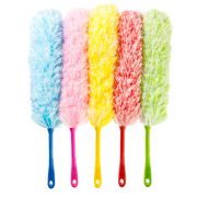 VETTA Сметка для удаления пыли, пластик, текстиль 55х7см, 4 цвета, H320