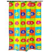 """VETTA Шторка для ванной, ткань полиэстер с утяжелит, 180x180см, """"Артхаус"""", Дизайн GC"""