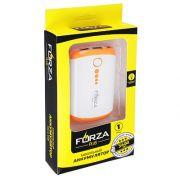 FORZA Аккумулятор мобильный, 3600-4000мАч, 5V.1A, microUSB, 3 цвета