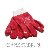 Перчатки ПВХ - составляющая часть комплекта ADR