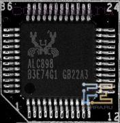Микросхема ALC898