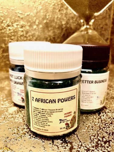 Ладан «Семь Богов Африки» (Seven African Powers)