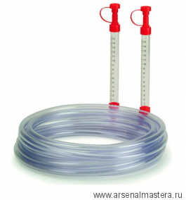 Уровень  гидростатический STABILA 93 ZS шкала 130 мм/ длина 10м арт.13992