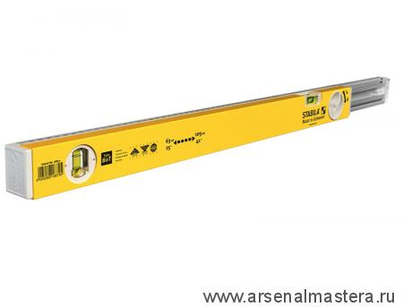 Уровень строительный STABILA  80Т телескопический  80-127см арт.18880