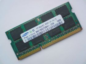 Модуль памяти Samsung DDR3 1066 SO-DIMM 4Gb PC3-8500S (M471B5273BH1-CF8)