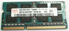 Модуль памяти Hynix SO-DIMM 4GB DDR3 PC3-12800 HMT351S6CFR8C-PB