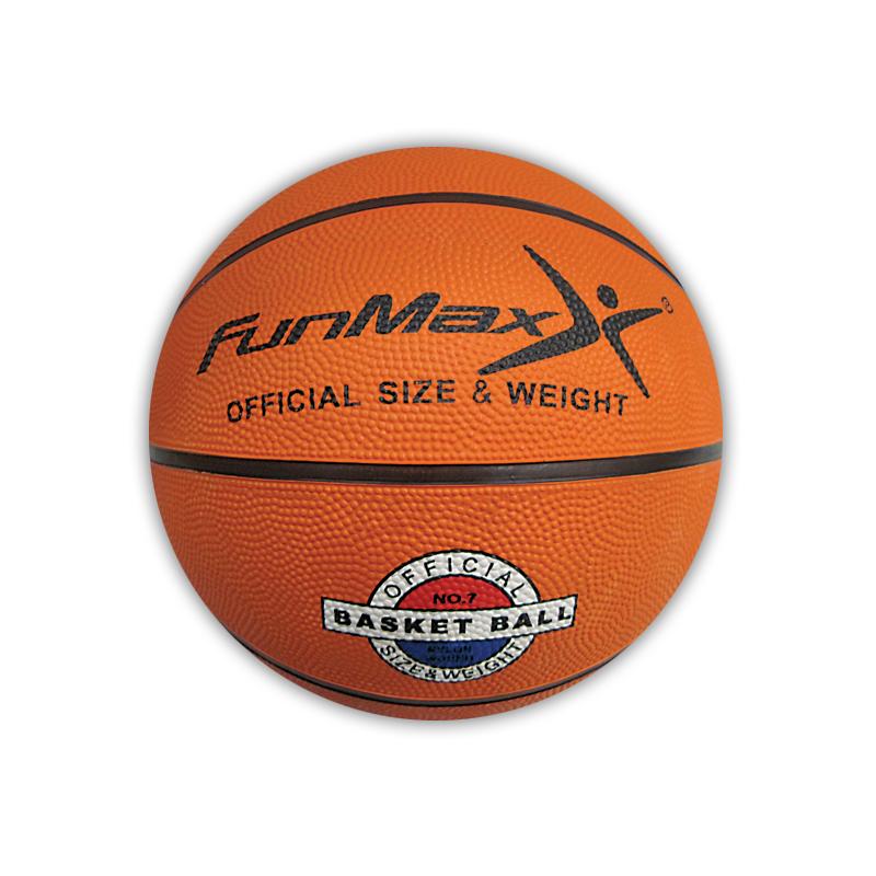 """Мяч баскетбольный FunMax 7"""""""