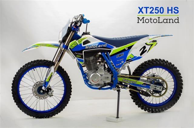 Мотоцикл Кросс 250 XT250 HS