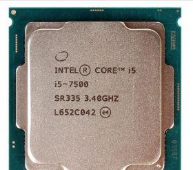 Процессор Intel Core i5-7500 Kaby Lake (3400MHz, LGA1151, L3 6144Kb)