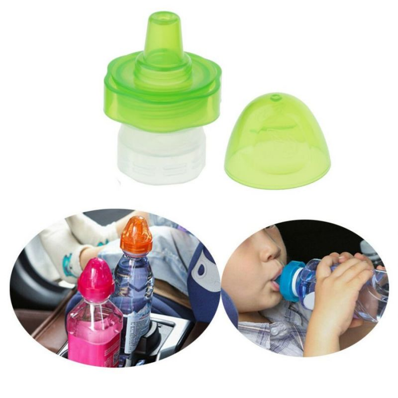 Детская Насадка На Бутылку Jiemu, Цвет Зеленый