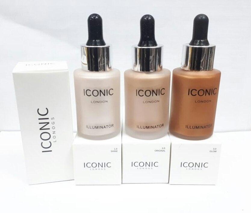 Жидкий хайлайтер ICONIC