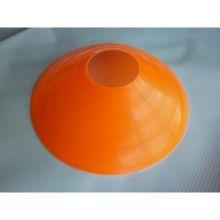 Конус для разметки поля футбольный ( фишка) - оранжевый