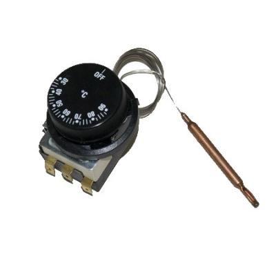 Терморегулятор для утюжильного стала в сборе 30/90C TS10