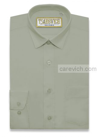 Сорочка детская Tsarevich (6-14 лет) выбор по размерам арт.401 New Khaki