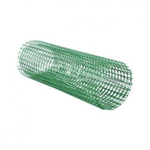 "Сетка садовая пласт. 20*30 мм  рулон 1,5 х 10 м (зеленая)  ""Альтернатива"" м2957"