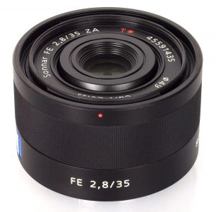 Sony Carl Zeiss Sonnar T* 35mm f/2.8 ZA (SEL-35F28Z)