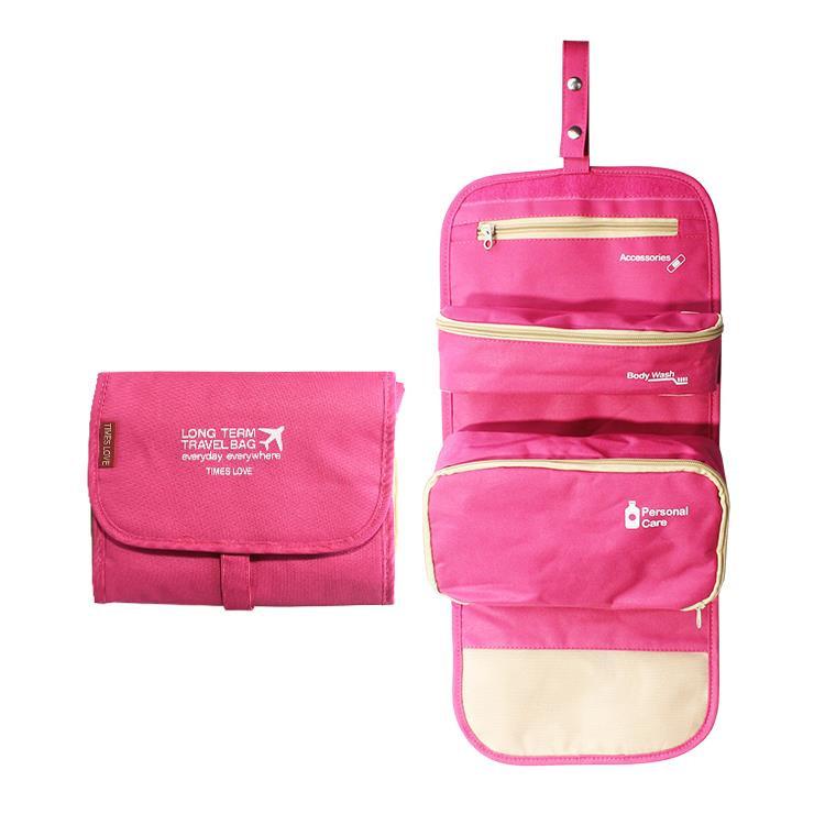 Органайзер Для Путешествий Long Term Travel Bag, Цвет Розовый