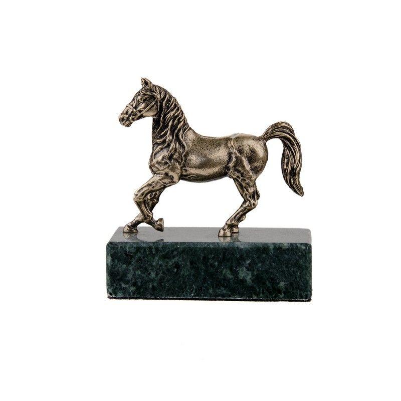 """Статуэтка """"Конь"""" на подставке"""