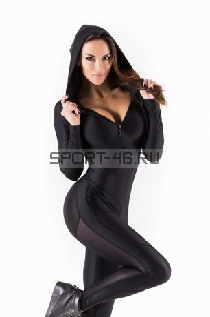 "Oy - Vsyo Gym Suit ""Black"""