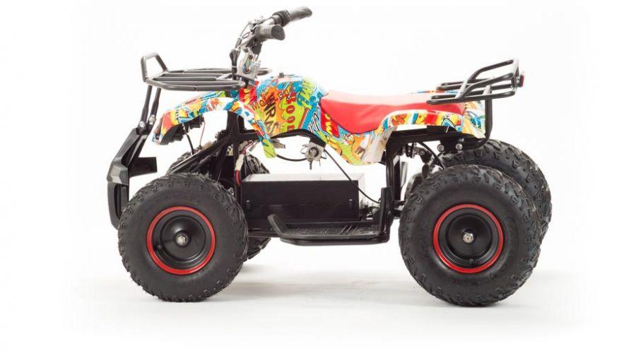 Электроквадроцикл детский (игрушка) ATV E005 1000Вт