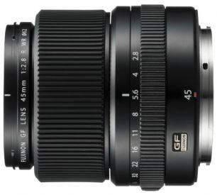 Fujifilm GF 45mm f/2.8 R WR