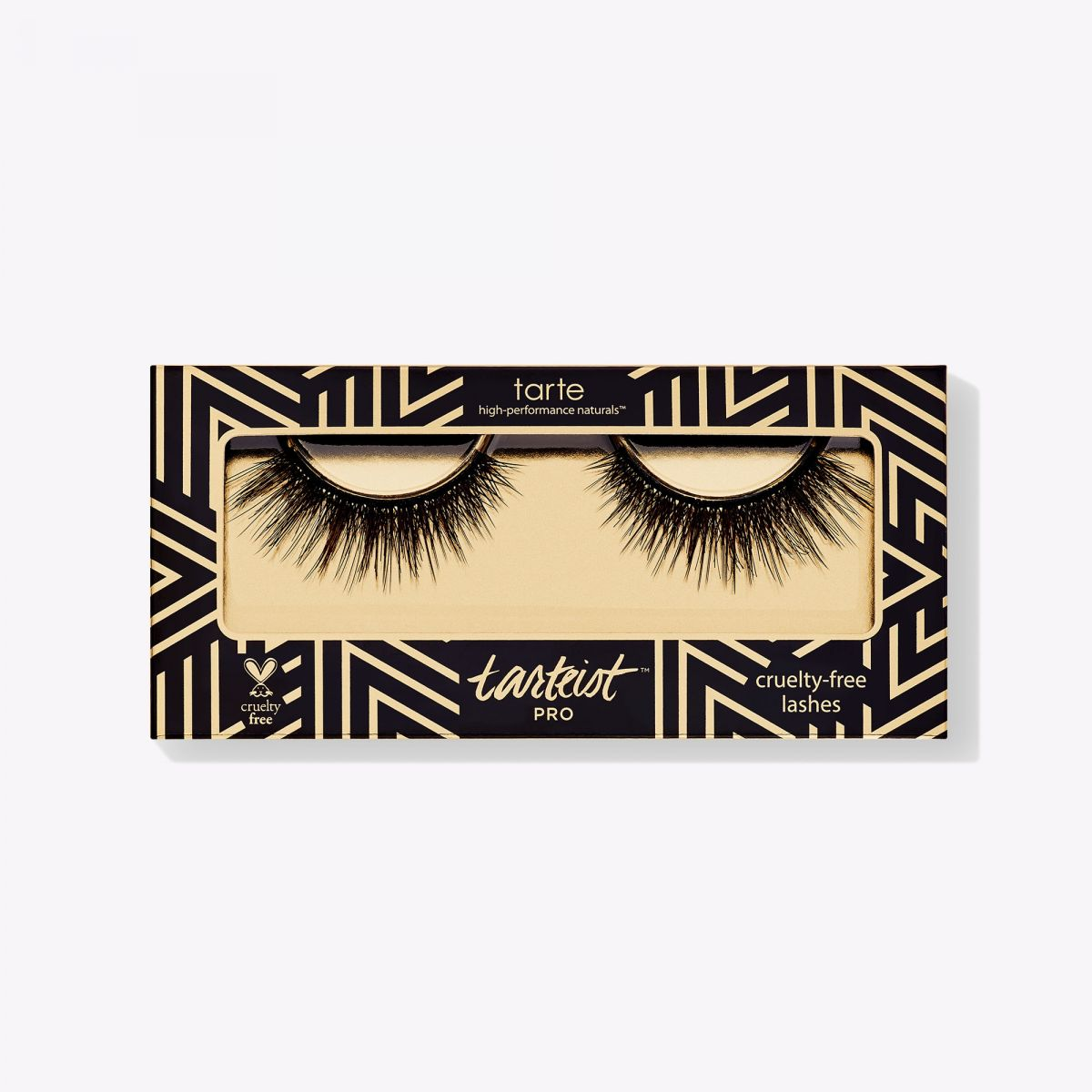 Ресницы Tarte Cosmetics - Center Of Attention (Tapered Length & Volume) tarteist™ PRO cruelty-free lashes