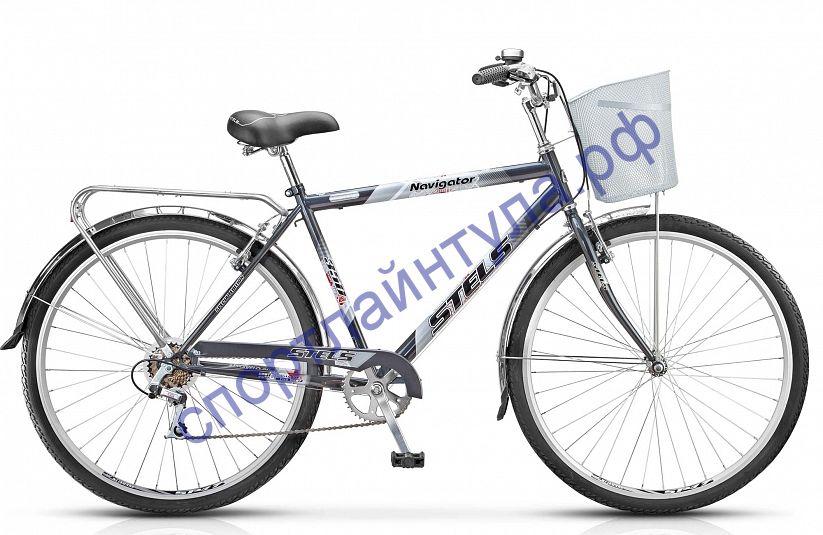 """Городской велосипед STELS Navigator-350 Gent 28"""" Z010"""