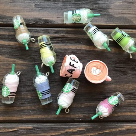 Стакан с кофе Starbucks