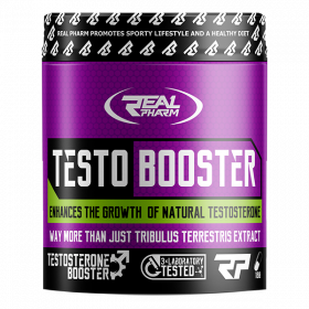 Testo Booster 180caps (Real Pharm)