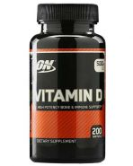 Vitamin D Optimum Nutrition (200 гелькапсул)