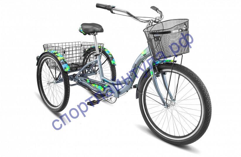 "Грузовой велосипед Stels Energy-III 26"" V030"