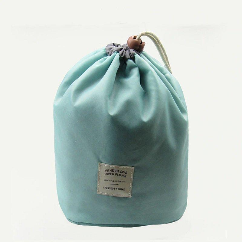 Дорожный Органайзер-Косметичка Travel Dresser Pouch, Цвет Бирюзовый