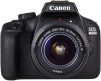 Canon EOS 4000D Kit 18-55mm IS I