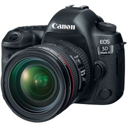 Canon EOS 5D Mark IV Kit 24-70mm f/4L IS USM