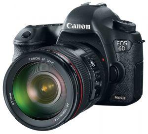 Canon EOS 6D Mark II Kit 24-105MM4L IS II USM