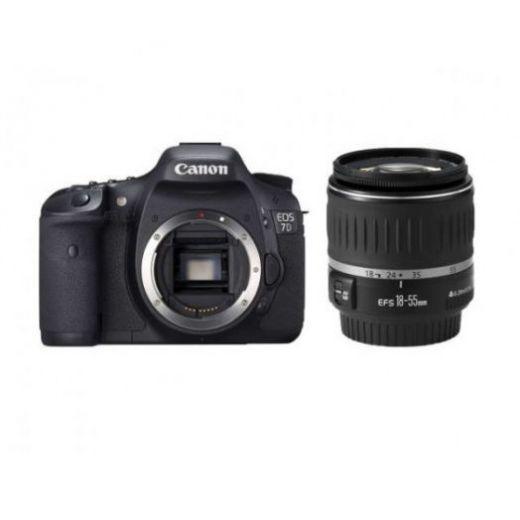 Canon EOS 7D Kit EF-S 18-55 IS II