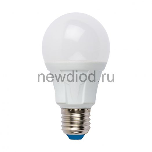 Лампа светодиодная LED-A60 10W/NW/E27/FR 4000К яркая Uniel
